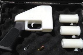 3d printen vuurwapens