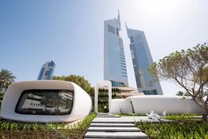 3D Print kantoor in Dubai
