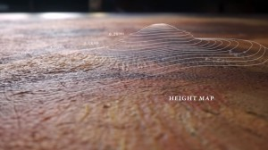 hoogtemap