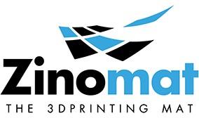 zinomat 3d printen mat