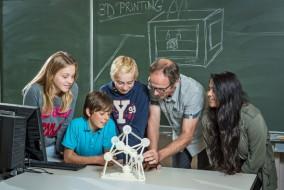 Onderwijs 3d printen