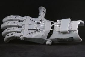 3D Raptor hand